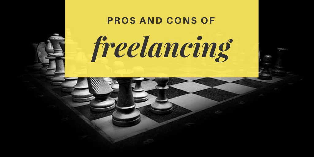 Pros-cons freelancing