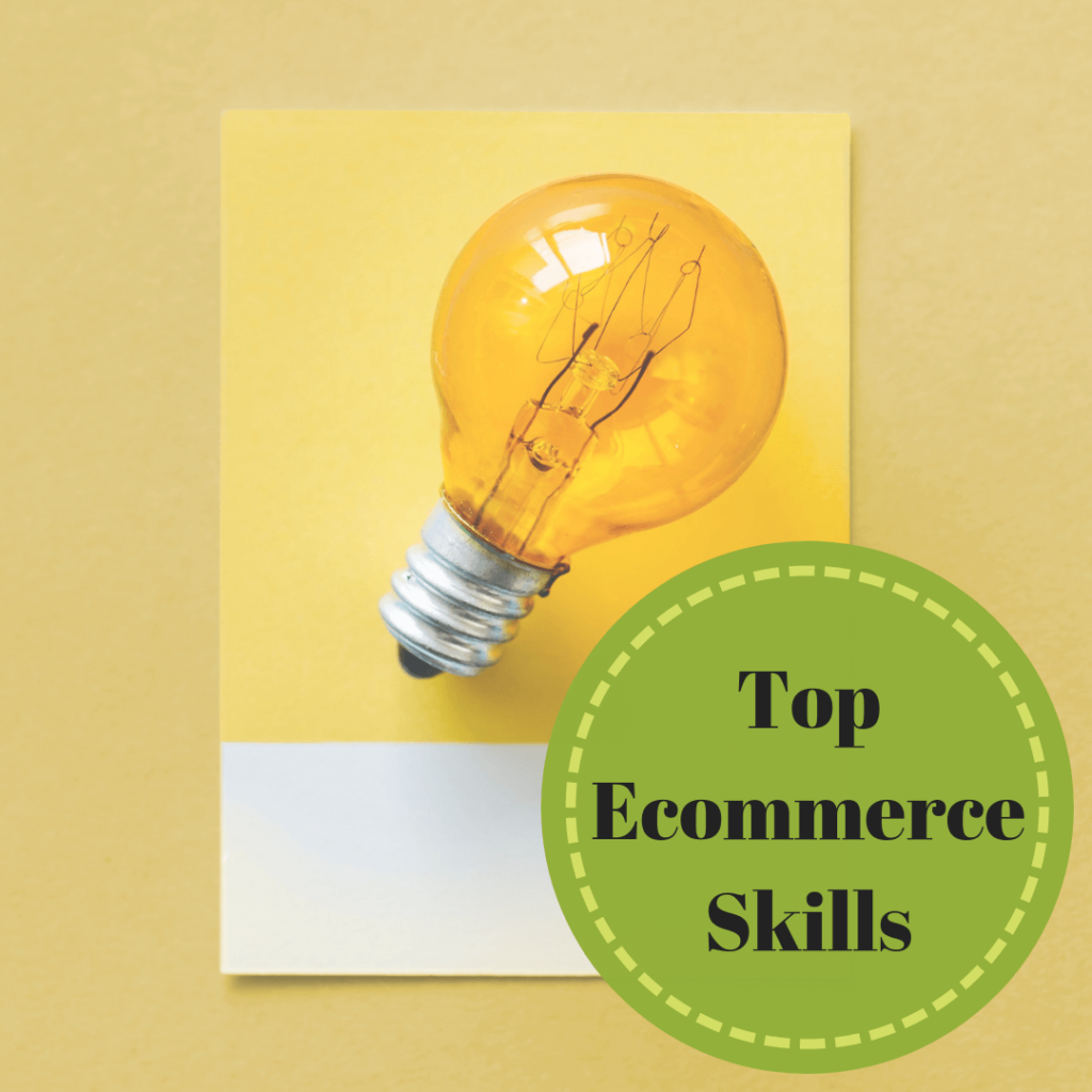 ecommerce skills needed